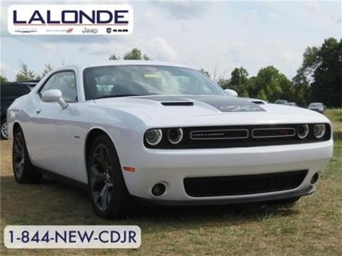 2017 Dodge Challenger for sale in Imlay City, MI