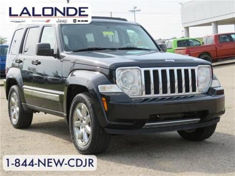 2008 Jeep Liberty for sale in Imlay City, MI
