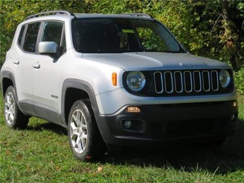 2017 Jeep Renegade for sale in Imlay City, MI