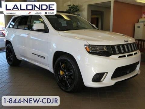 2018 Jeep Grand Cherokee for sale in Imlay City, MI