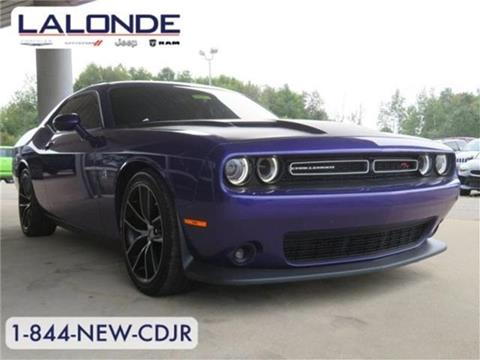 2018 Dodge Challenger for sale in Imlay City, MI