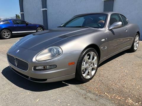 2005 Maserati Coupe for sale in Orange, CA