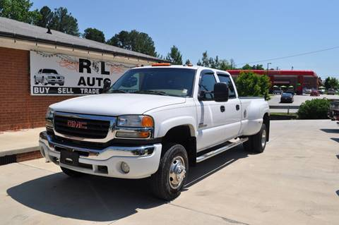 2005 GMC Sierra 3500 for sale in Salisbury, NC