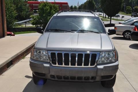 2000 Jeep Grand Cherokee for sale in Salisbury, NC