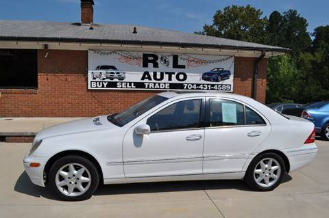 2001 Mercedes-Benz C-Class for sale in Salisbury, NC
