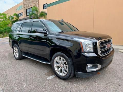 2017 GMC Yukon for sale in Tampa, FL