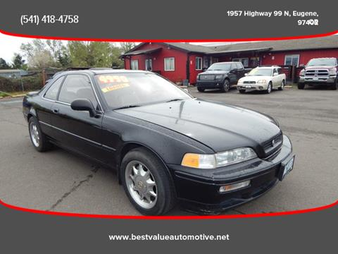 Acura Legend For Sale >> Used 1994 Acura Legend For Sale In Ohio Carsforsale Com