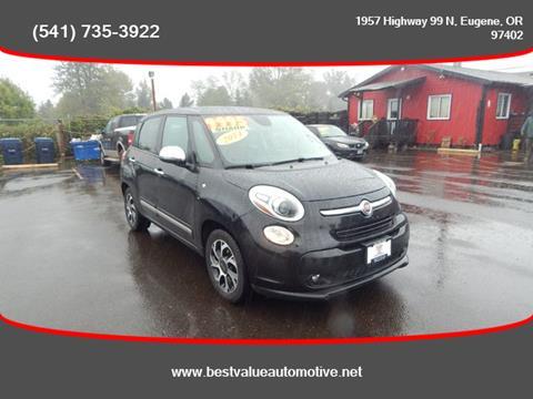 2014 FIAT 500L for sale in Eugene, OR