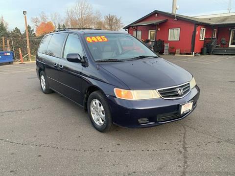 2004 Honda Odyssey for sale in Eugene, OR
