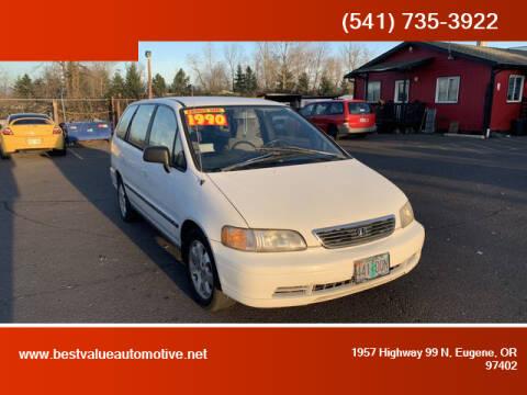 1995 Honda Odyssey for sale in Eugene, OR