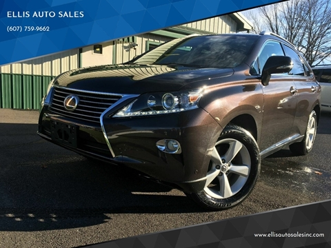 2013 Lexus RX 350 for sale in Greene, NY