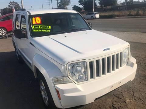 2010 Jeep Liberty for sale in Escondido, CA