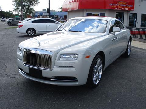 2015 Rolls-Royce Wraith for sale in Redford, MI