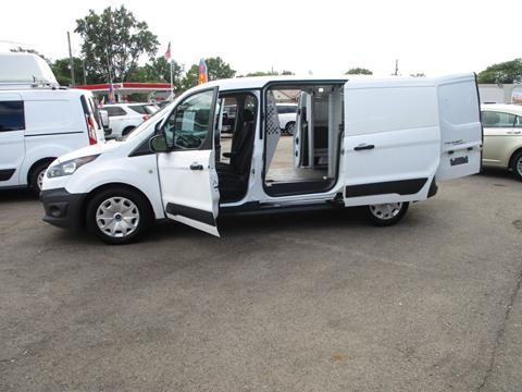 2015 Ford Transit Connect Cargo for sale in Redford, MI