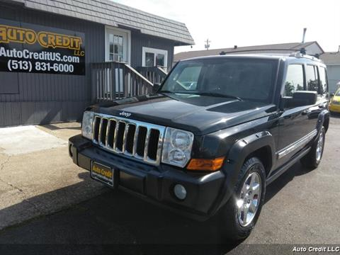 2007 Jeep Commander for sale in Milford, OH