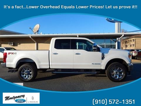 2018 Ford F-250 Super Duty for sale in Troy, NC