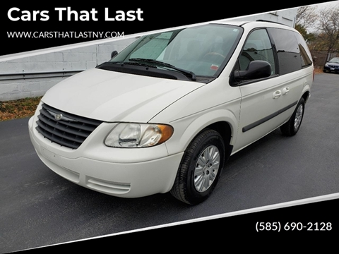 2006 Chrysler Town and Country for sale in Webster, NY