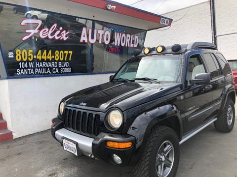 2004 Jeep Liberty for sale in Santa Paula, CA
