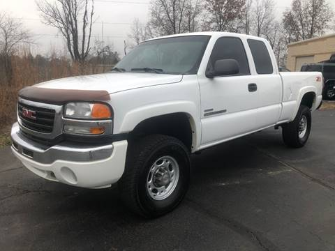 2006 GMC Sierra 2500HD for sale in Tallmadge, OH
