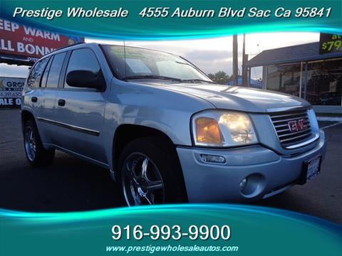 2007 GMC Envoy for sale in Sacramento, CA
