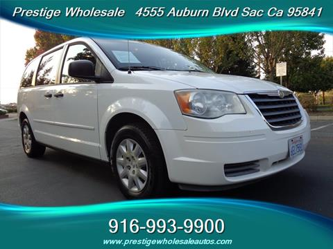 2008 Chrysler Town and Country for sale in Sacramento, CA