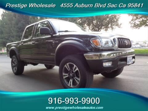2004 Toyota Tacoma for sale at Prestige Wholesale in Sacramento CA