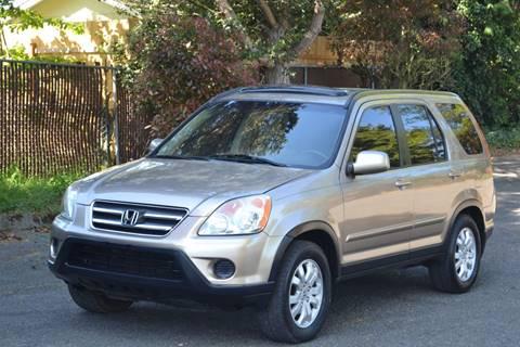 2005 Honda CR-V for sale in Tacoma, WA