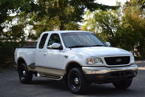 2000 Ford F-150 for sale in Tacoma, WA