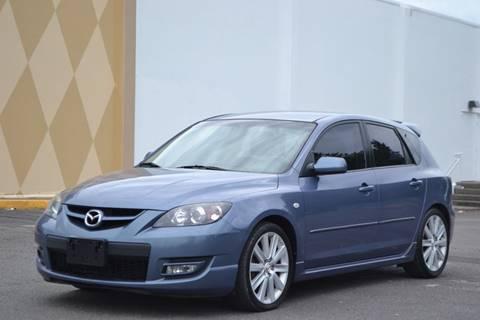 Mazda Speed 3 >> 2007 Mazda Mazdaspeed3 For Sale In Tacoma Wa