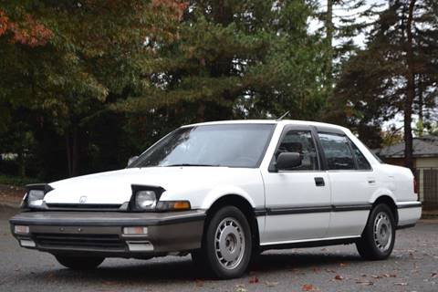 1989 Honda Accord for sale in Tacoma, WA
