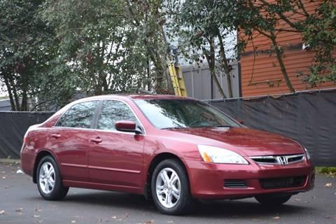 2006 Honda Accord for sale in Tacoma, WA