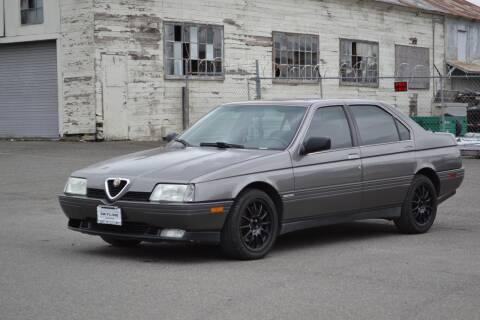 1991 Alfa Romeo 164 for sale at Skyline Motors Auto Sales in Tacoma WA