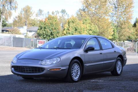 1998 Chrysler Concorde for sale at Skyline Motors Auto Sales in Tacoma WA