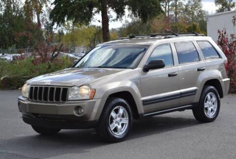2005 Jeep Grand Cherokee for sale at Skyline Motors Auto Sales in Tacoma WA