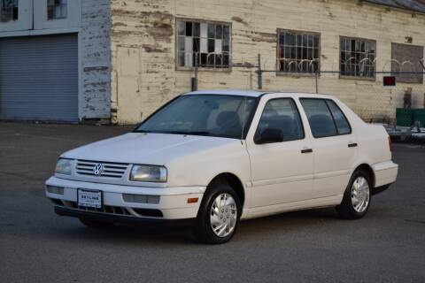 1996 Volkswagen Jetta for sale at Skyline Motors Auto Sales in Tacoma WA