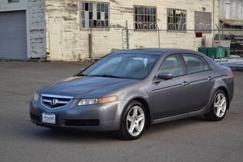 2006 Acura TL for sale at Skyline Motors Auto Sales in Tacoma WA