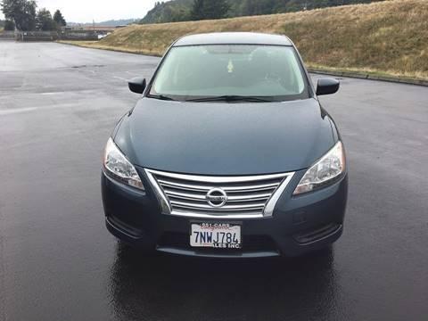 2014 Nissan Sentra for sale in Auburn, WA