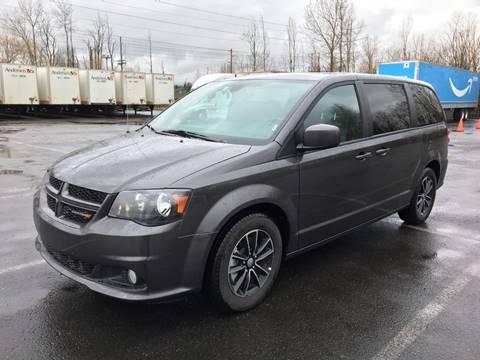 2019 Dodge Grand Caravan GT for sale at Rynok Auto Sales LLC in Auburn WA