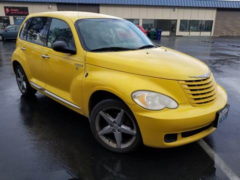 2006 Chrysler PT Cruiser Touring for sale at Rynok Auto Sales LLC in Auburn WA