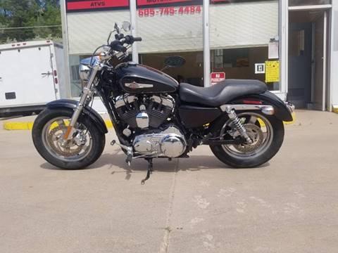 2014 Harley-Davidson Sportster for sale in Hot Springs, SD