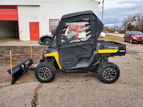 2018 Cub Cadet Challenger 400 for sale in Hot Springs, SD