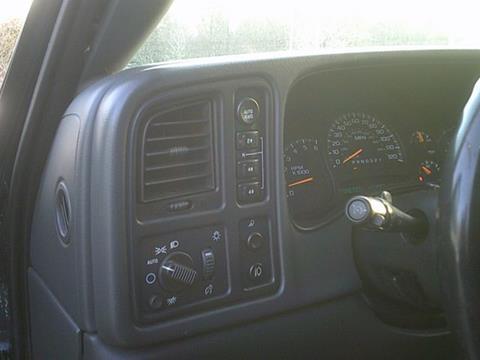 2007 GMC Sierra 1500HD Classic