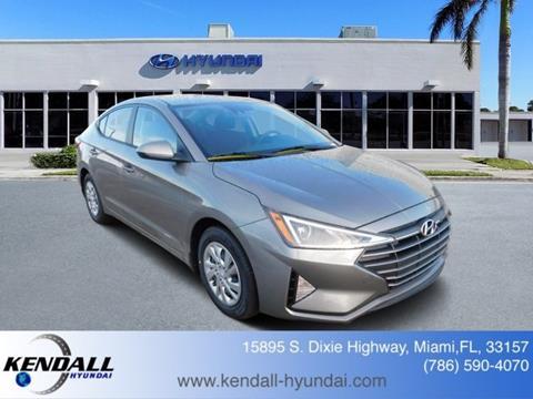 2020 Hyundai Elantra for sale in Miami, FL