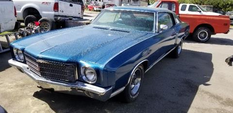 1970 Chevrolet Monte Carlo for sale in Conway, SC