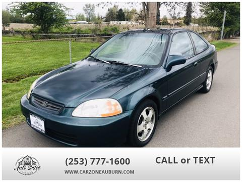 1998 Honda Civic for sale in Auburn, WA