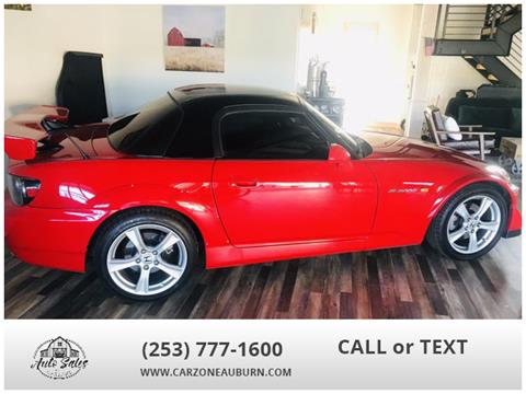 2009 Honda S2000 for sale in Auburn, WA