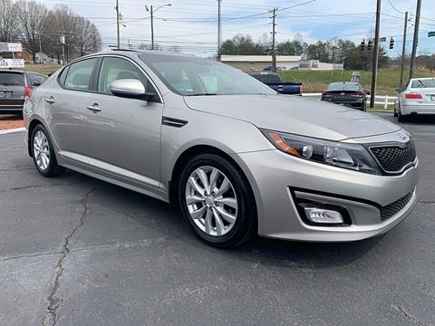 2015 Kia Optima for sale in Winston Salem, NC