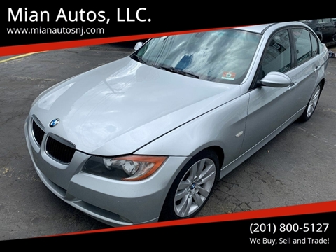 2007 Bmw 3 Series For Sale In Hasbrouck Heights Nj