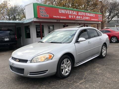 2012 Chevrolet Impala for sale in Haltom City, TX
