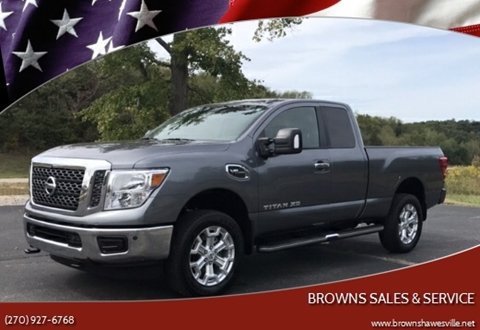 2018 Nissan Titan XD for sale in Hawesville, KY